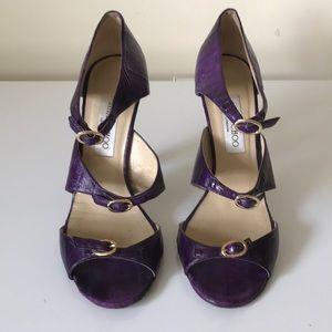 Jimmy Choo Strappy Heels